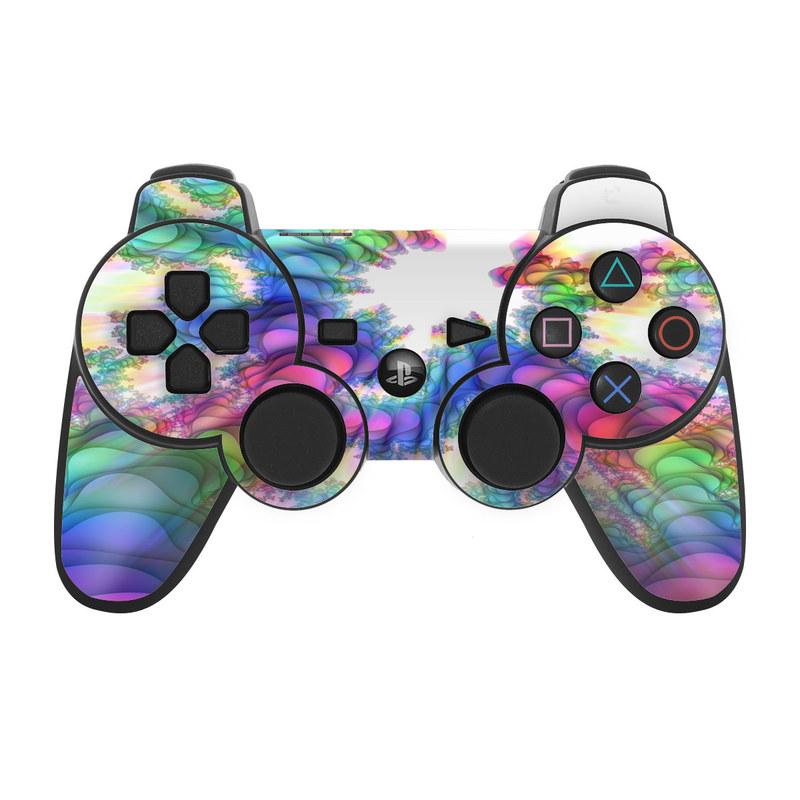 Flashback PS3 Controller Skin
