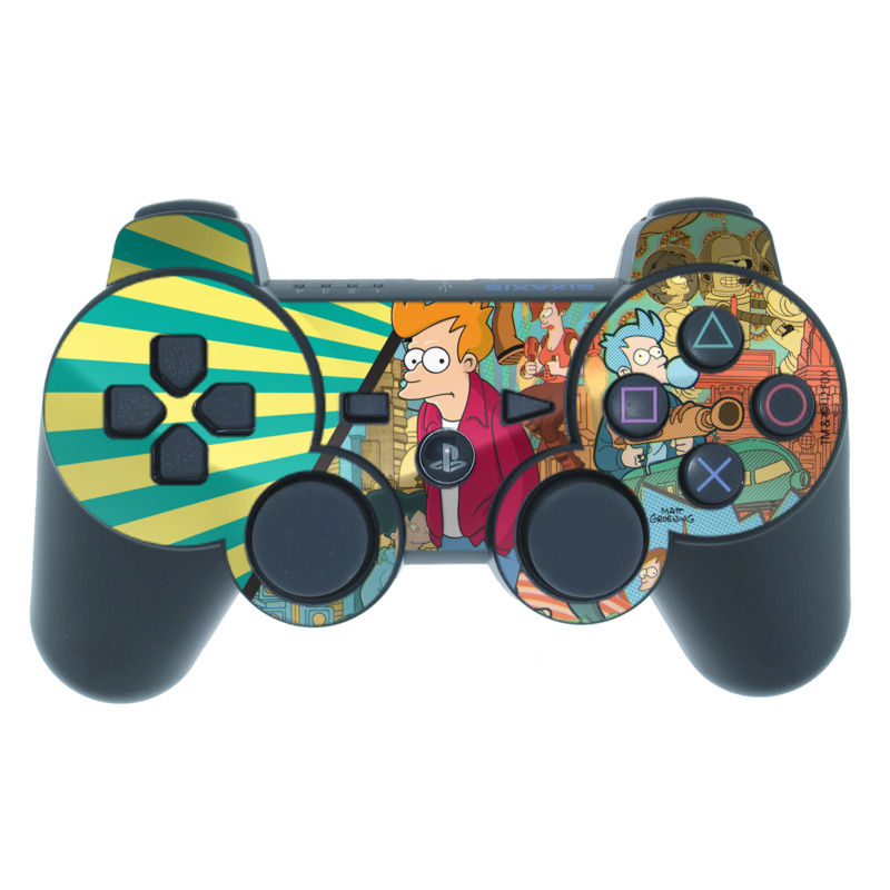 Fry PS3 Controller Skin