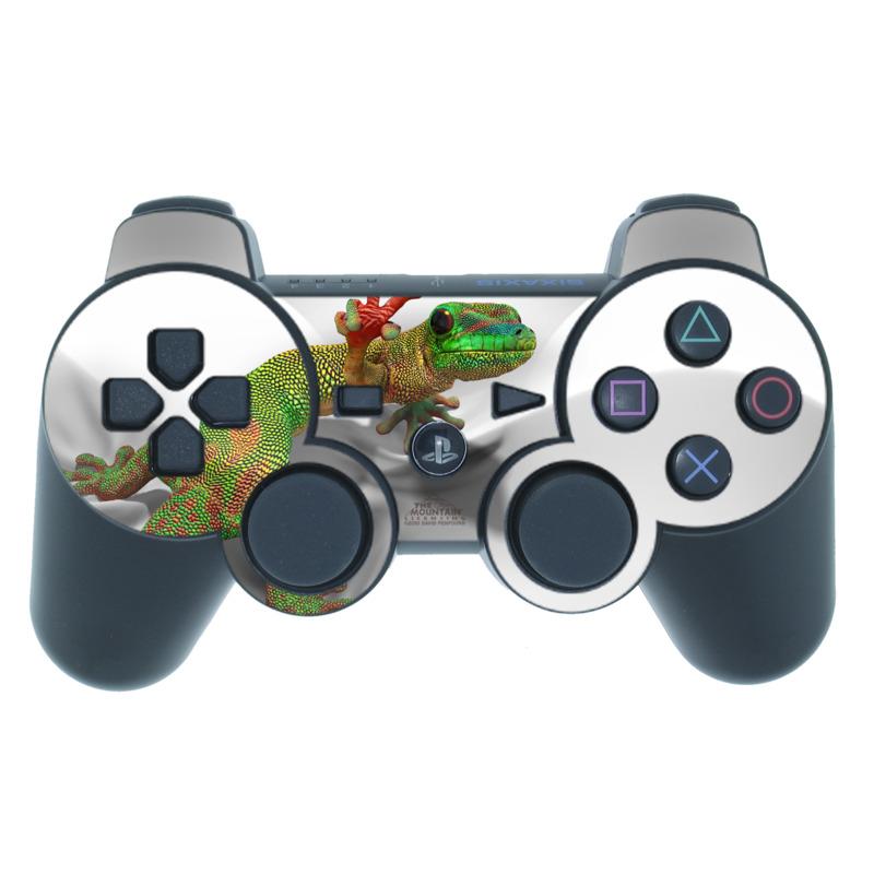 Gecko PS3 Controller Skin