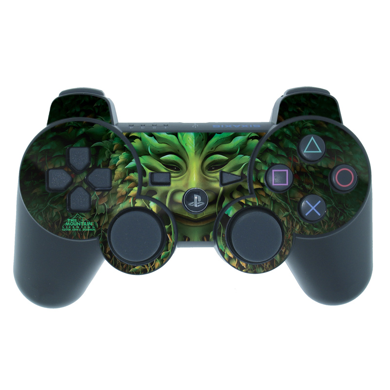 Greenman PS3 Controller Skin