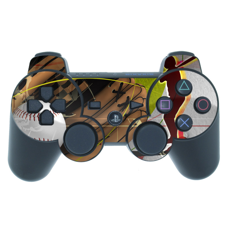 Home Run PS3 Controller Skin