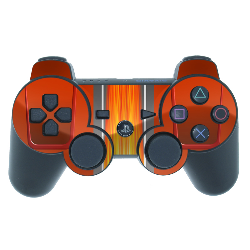 Hot Rod PS3 Controller Skin