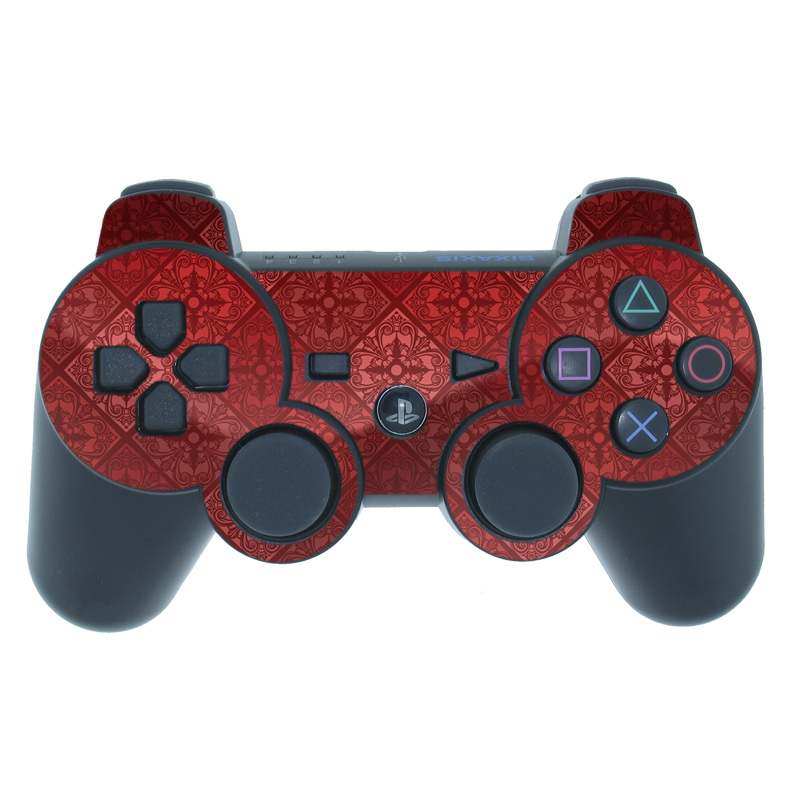 Humidor PS3 Controller Skin