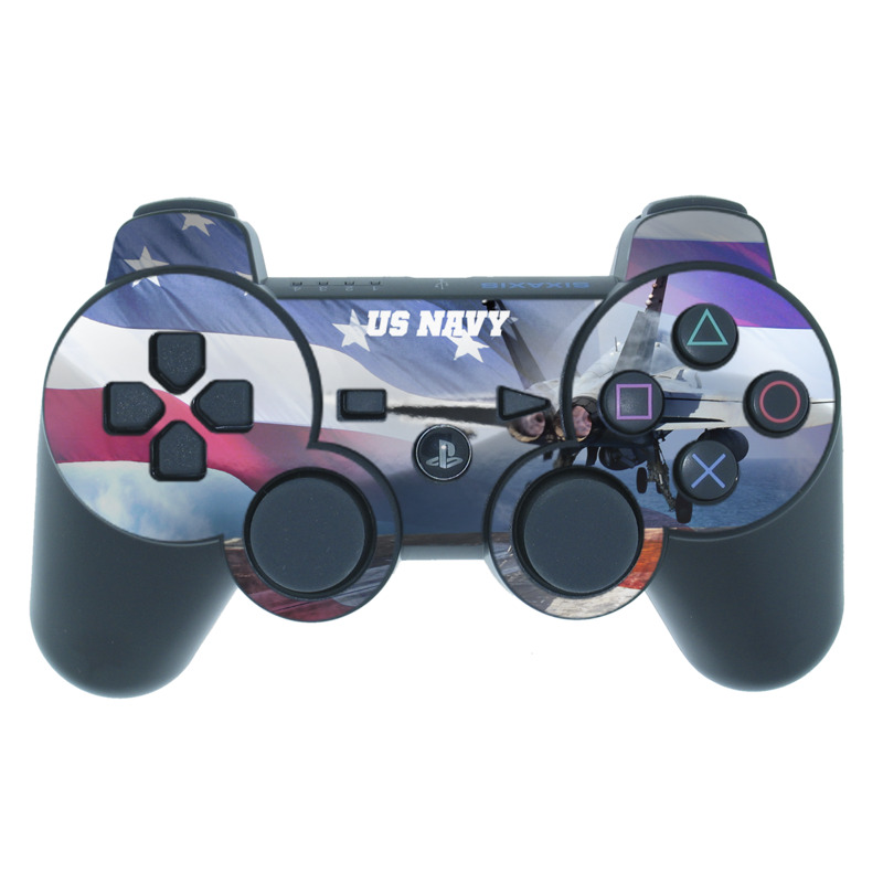 Launch PS3 Controller Skin
