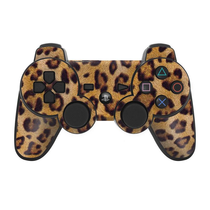 Leopard Spots PS3 Controller Skin