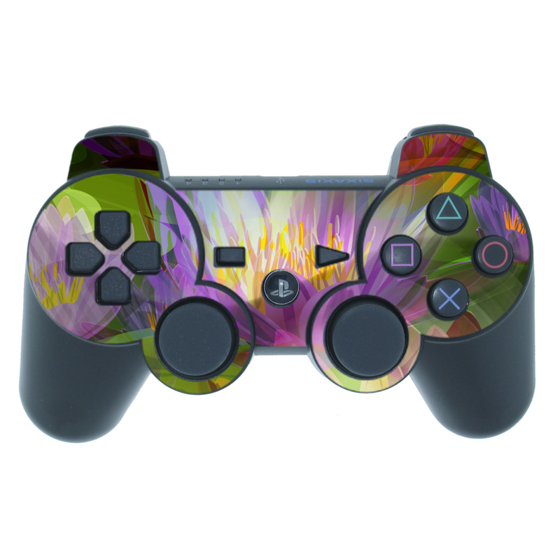 Lily PS3 Controller Skin