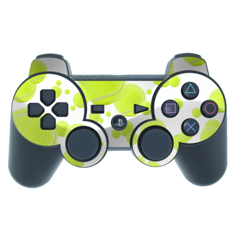 Lots of Tennis Balls PS3 Controller Skin