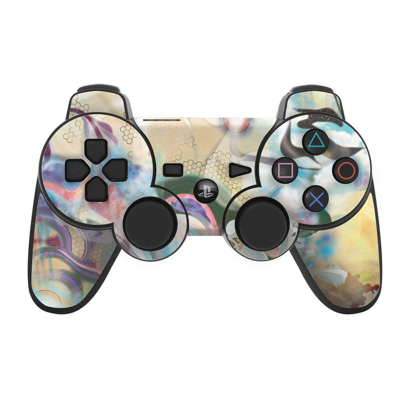 Lucidigraff PS3 Controller Skin