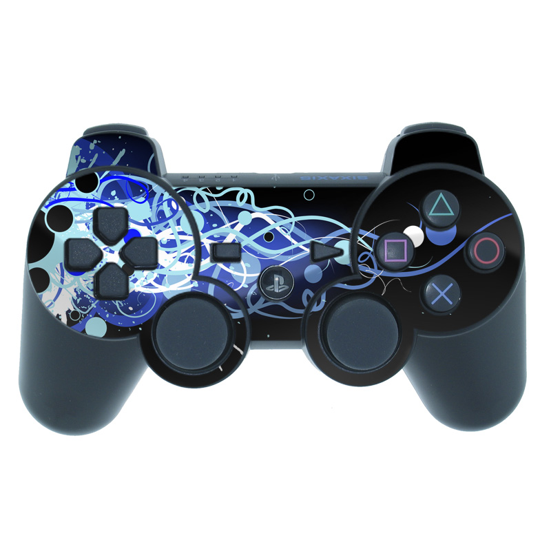 Mardi Gras Nights PS3 Controller Skin