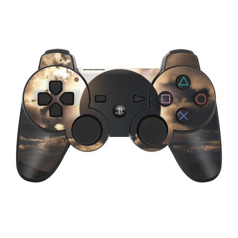 Moon Shadow PS3 Controller Skin
