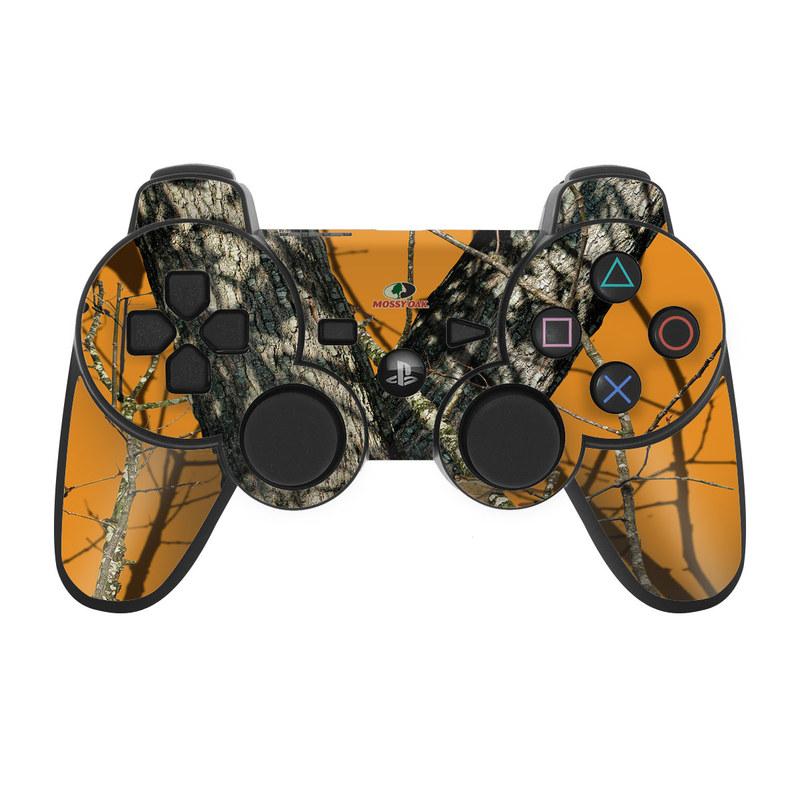 Blaze PS3 Controller Skin