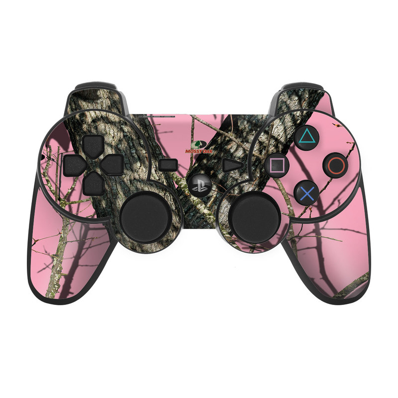 Break-Up Pink PS3 Controller Skin