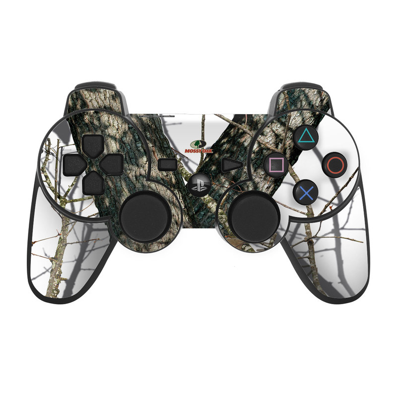 Winter PS3 Controller Skin