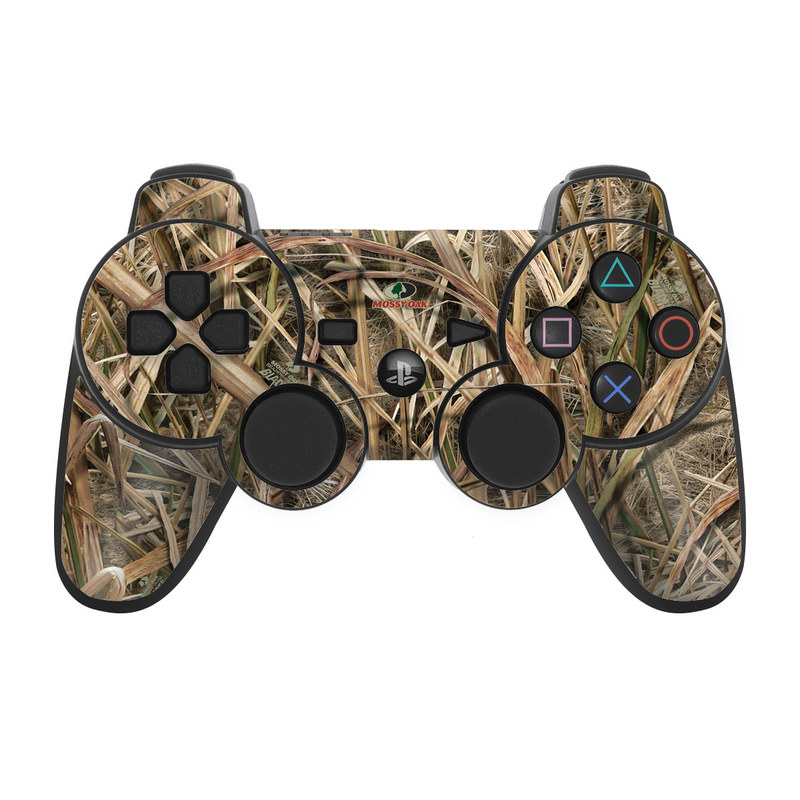 Shadow Grass Blades PS3 Controller Skin