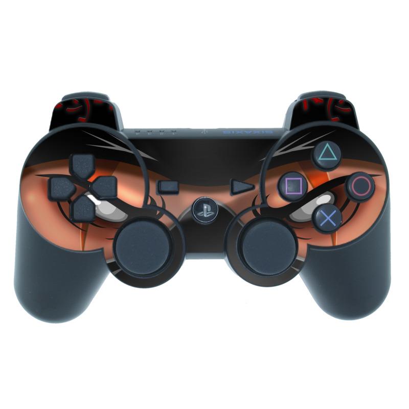 Ninja PS3 Controller Skin
