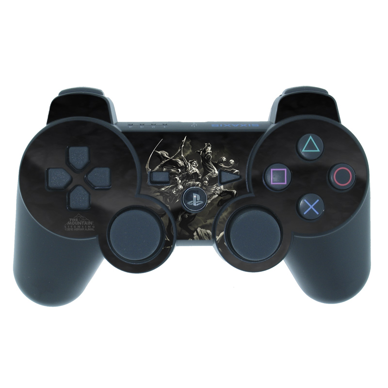Pale Horse PS3 Controller Skin