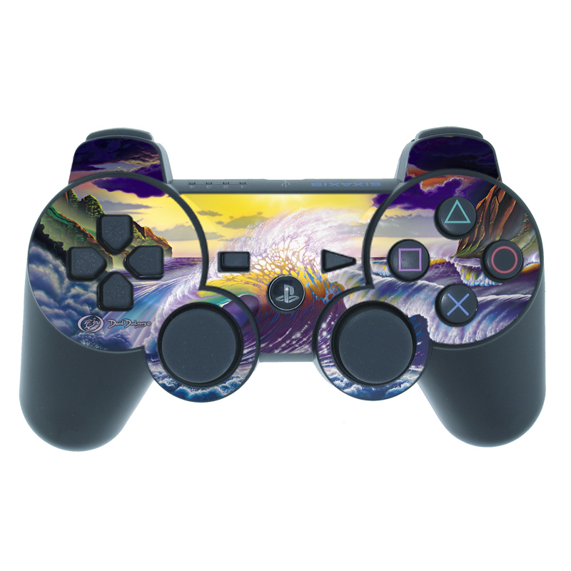 Passion Fin PS3 Controller Skin