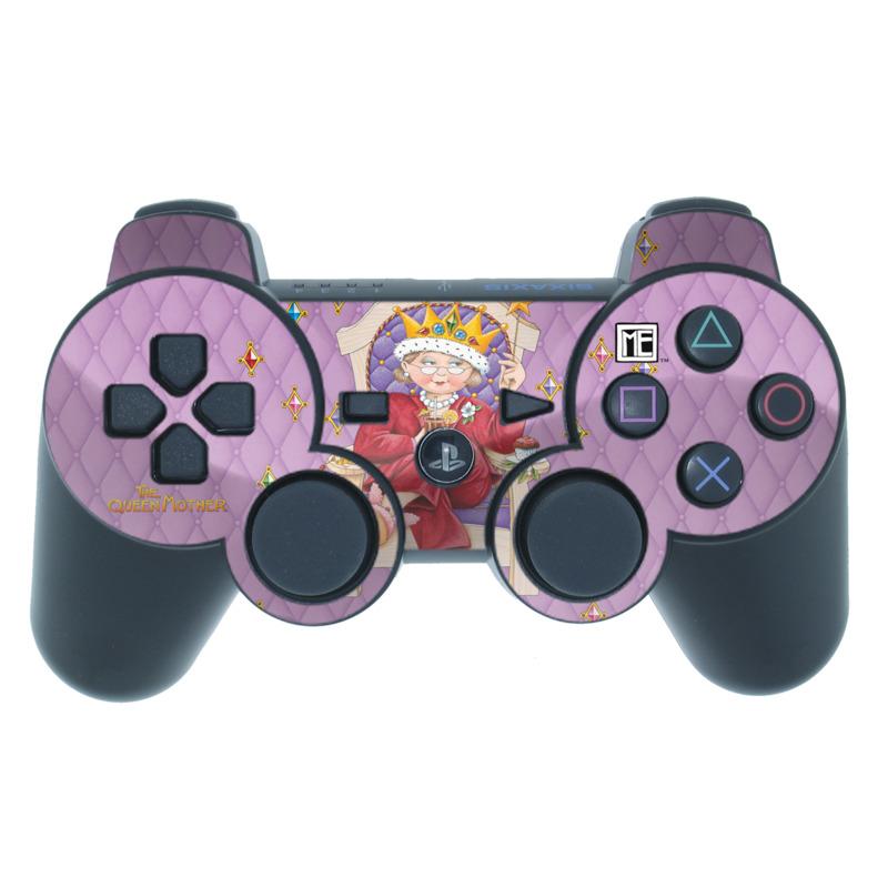 Queen Mother PS3 Controller Skin