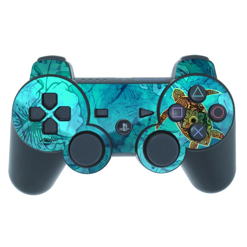 Sacred Honu PS3 Controller Skin