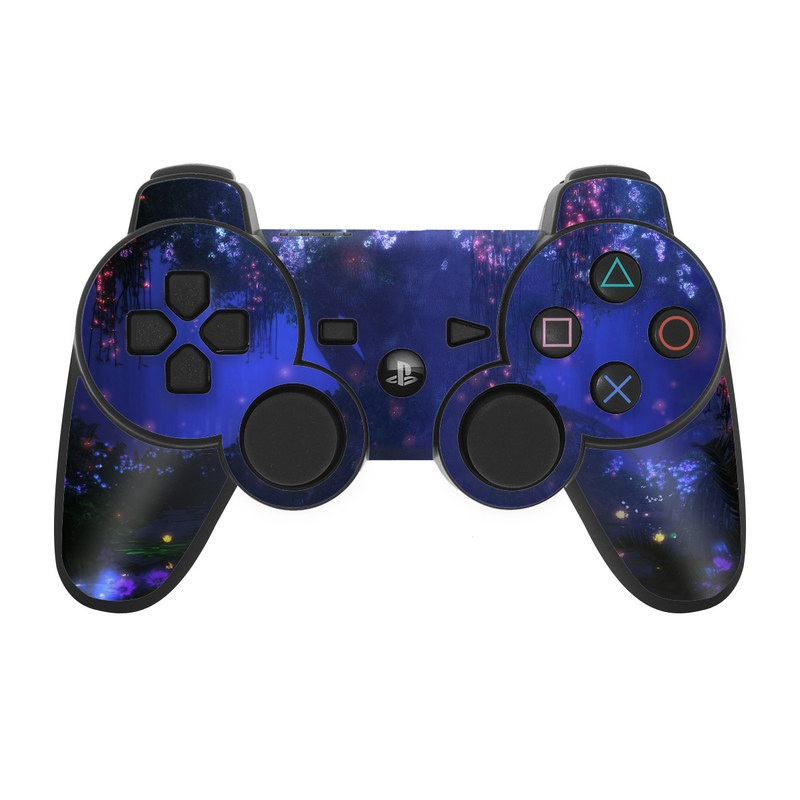 Satori Night PS3 Controller Skin