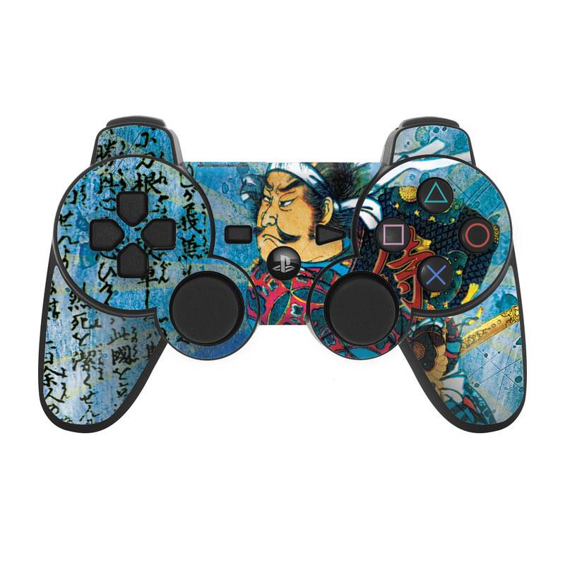 Samurai Honor PS3 Controller Skin