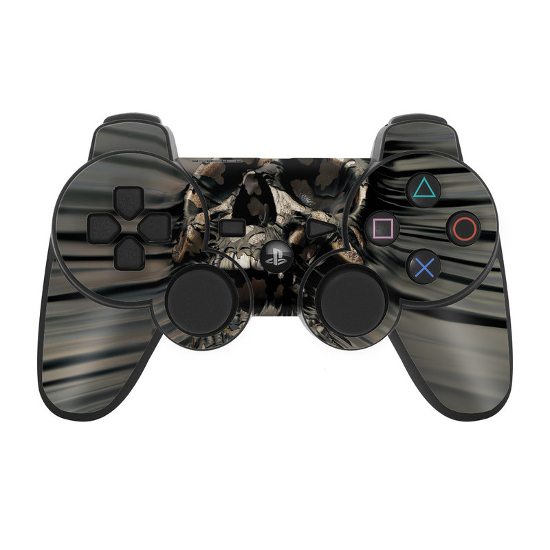Skull Wrap PS3 Controller Skin