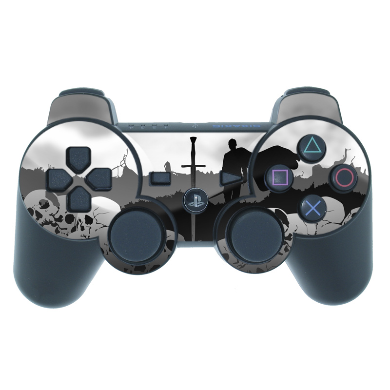 Slayer PS3 Controller Skin
