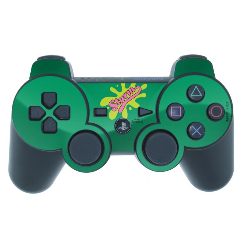 Slurm PS3 Controller Skin