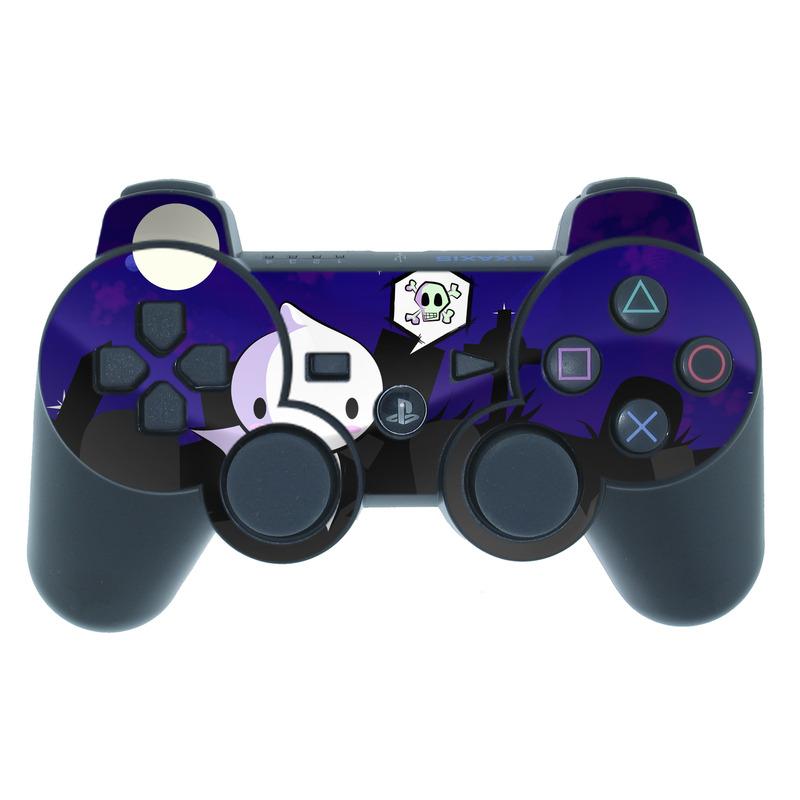 Spectre PS3 Controller Skin