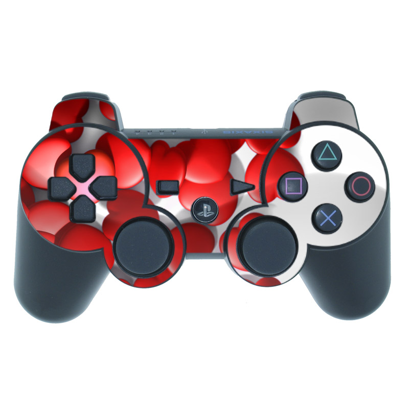 Sweet Heart PS3 Controller Skin