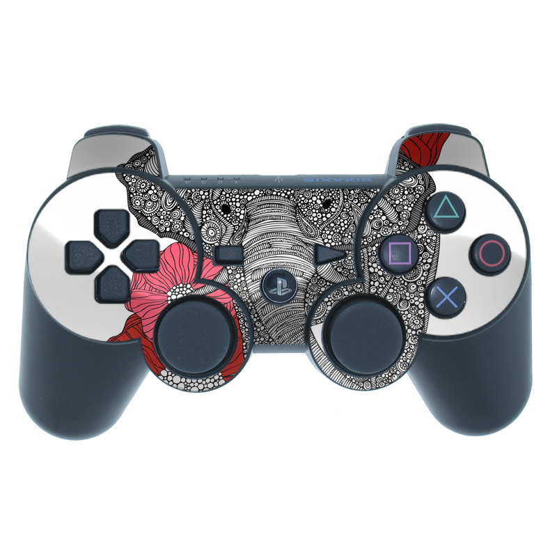 The Elephant PS3 Controller Skin