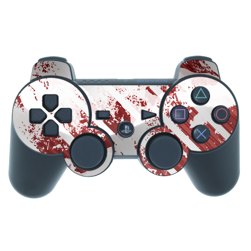 Torn PS3 Controller Skin
