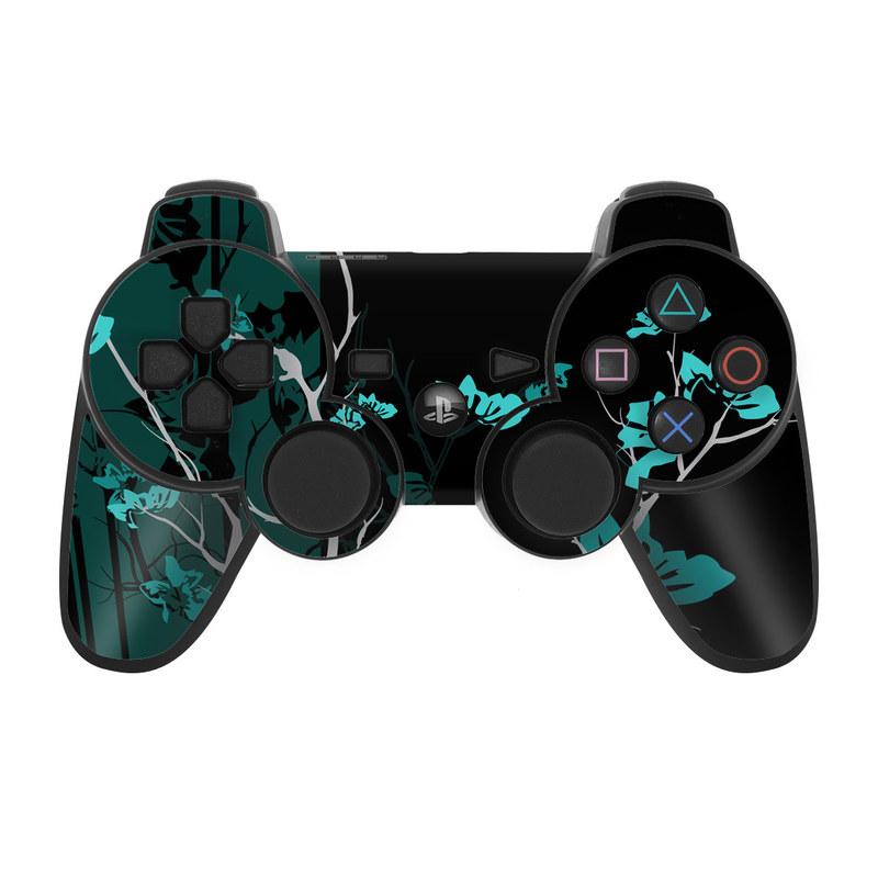Aqua Tranquility PS3 Controller Skin