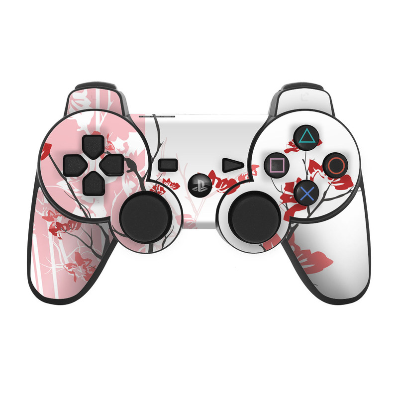 Pink Tranquility PS3 Controller Skin
