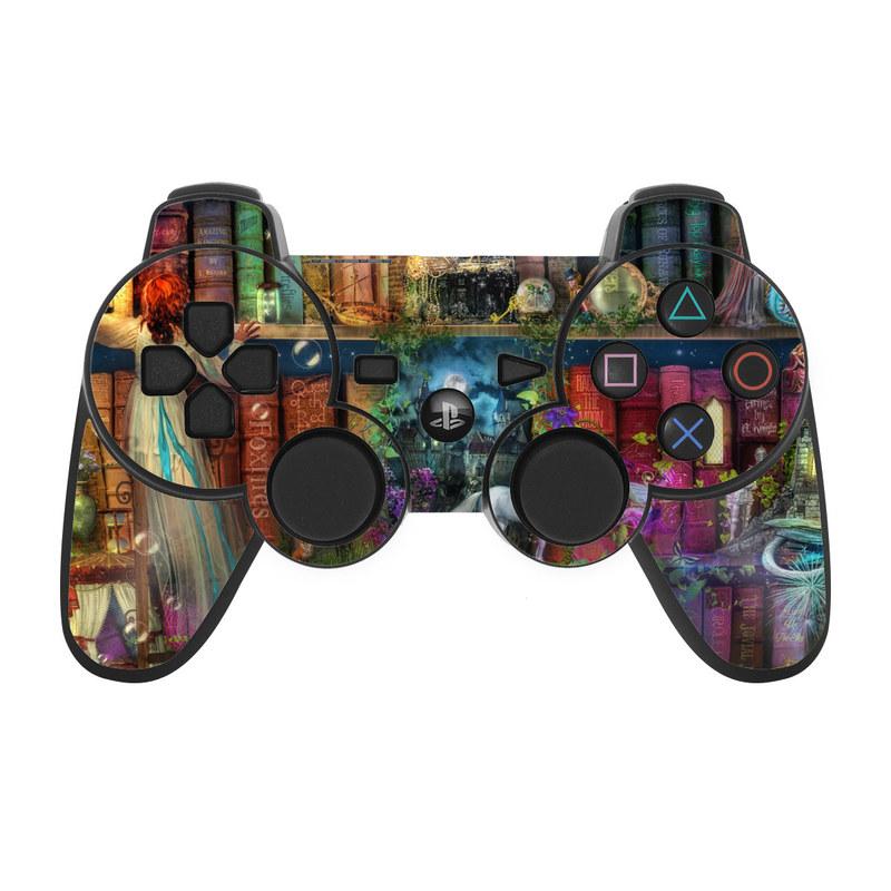 Treasure Hunt PS3 Controller Skin