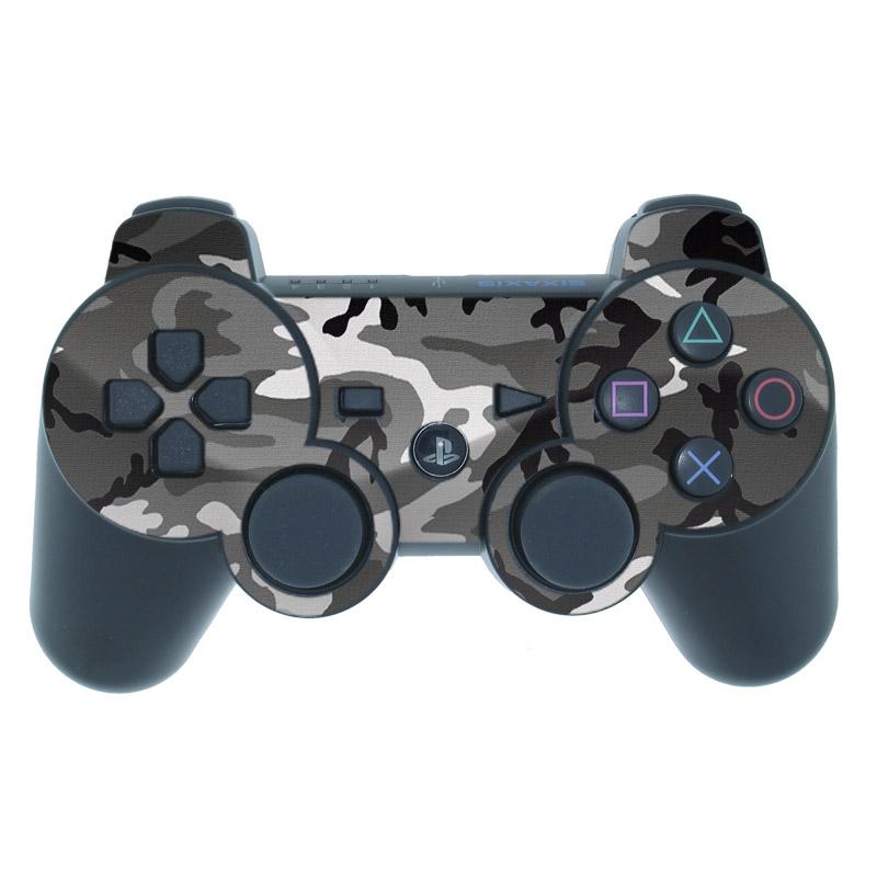 Urban Camo PS3 Controller Skin