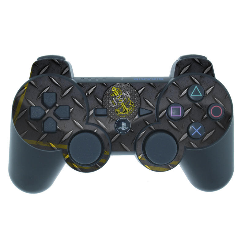 USN Diamond Plate PS3 Controller Skin