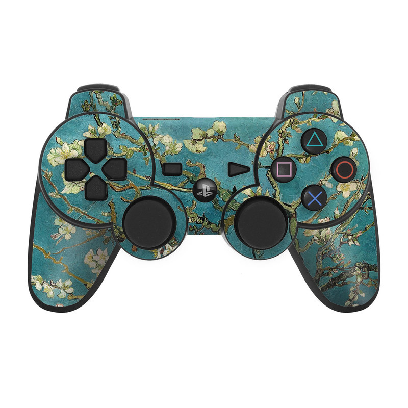 Blossoming Almond Tree PS3 Controller Skin