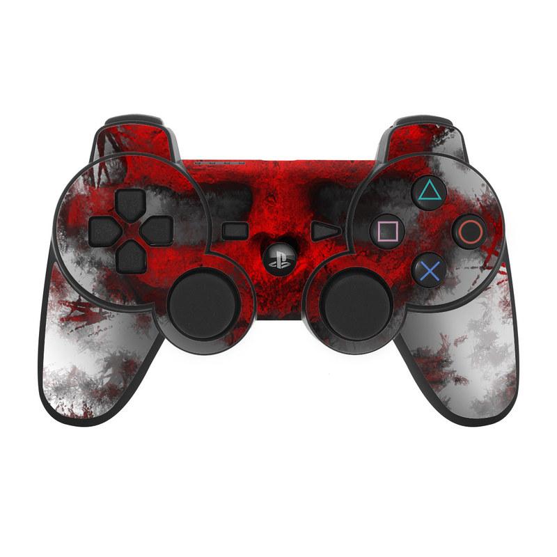 War Light PS3 Controller Skin