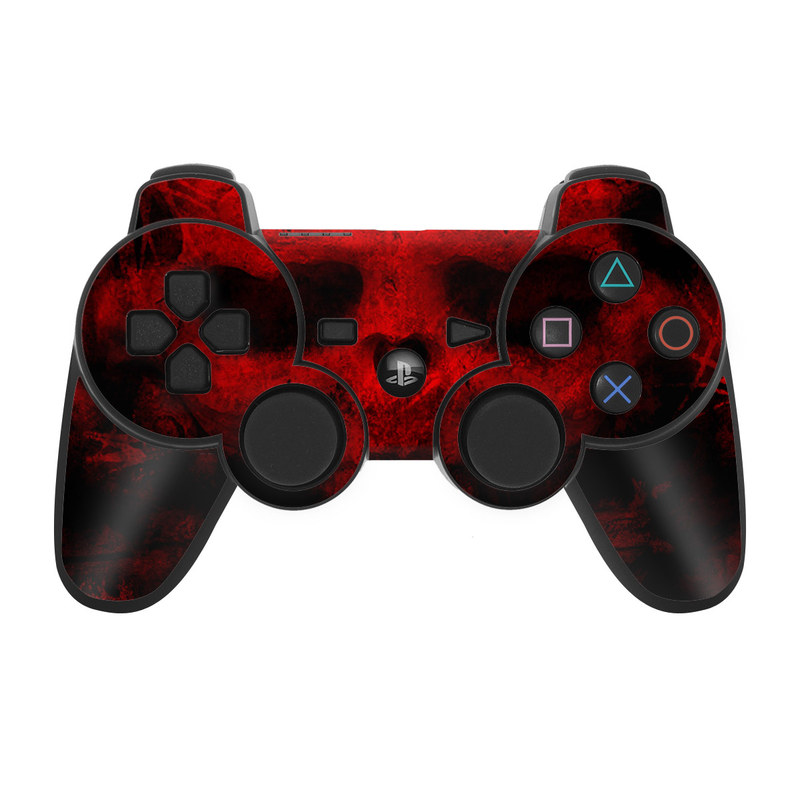 War PS3 Controller Skin
