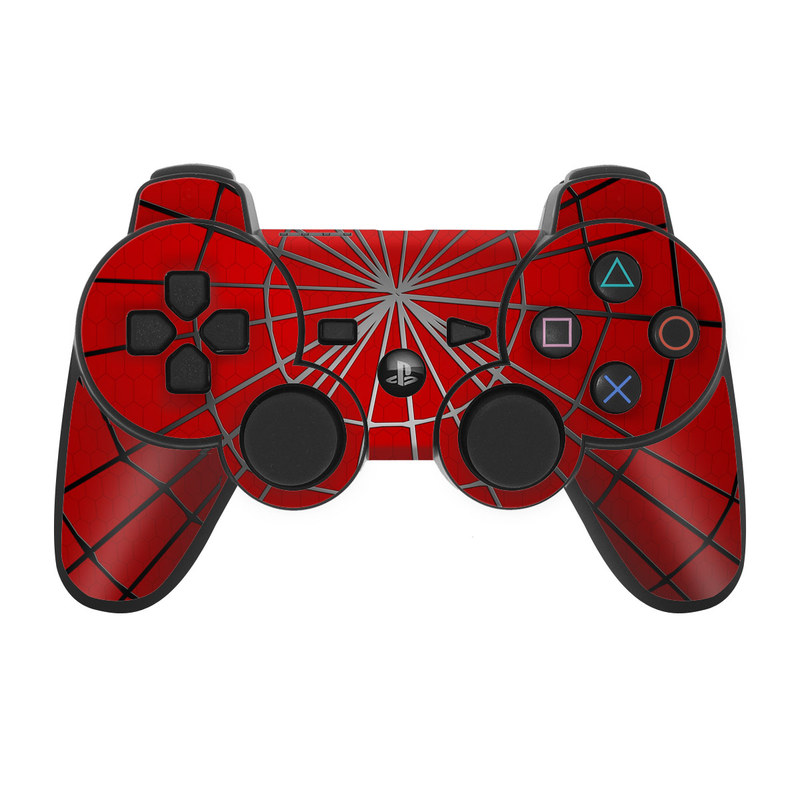Webslinger PS3 Controller Skin
