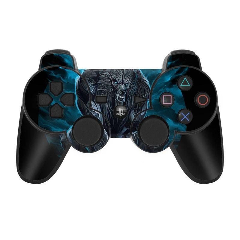 Werewolf PS3 Controller Skin