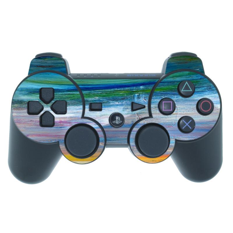 Waterfall PS3 Controller Skin
