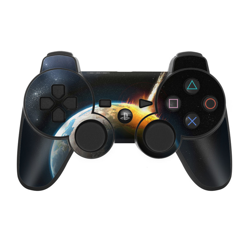 World Killer PS3 Controller Skin