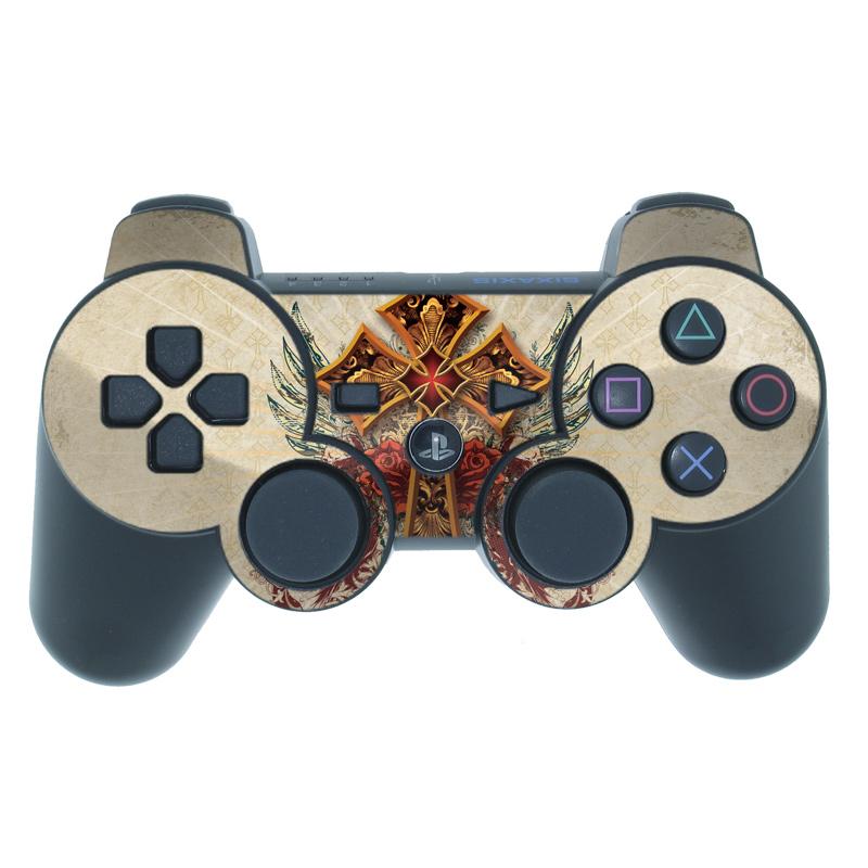Worship PS3 Controller Skin