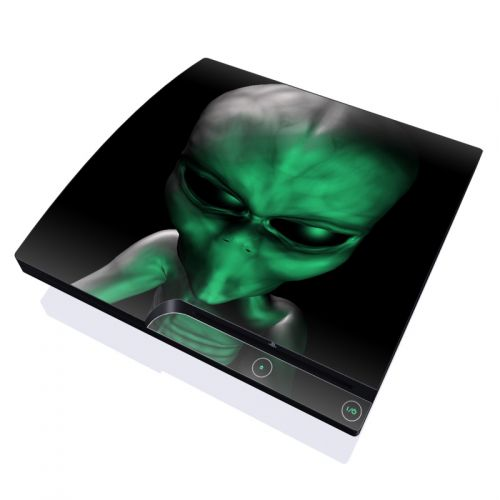 Abduction PlayStation 3 Slim Skin