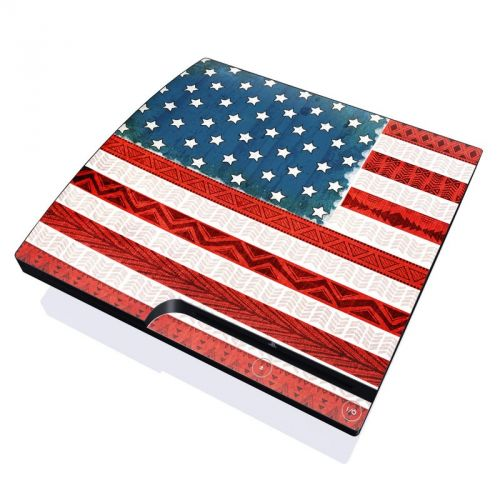 American Tribe PlayStation 3 Slim Skin