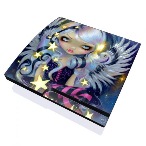 Angel Starlight PlayStation 3 Slim Skin