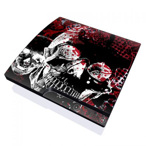 Blast PlayStation 3 Slim Skin