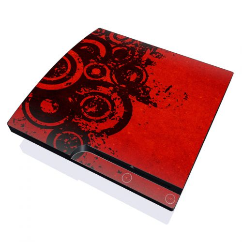 Bullseye PlayStation 3 Slim Skin